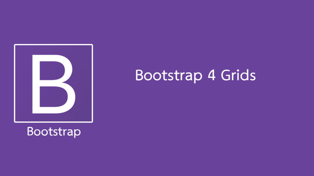 Bootstrap 4 Grids